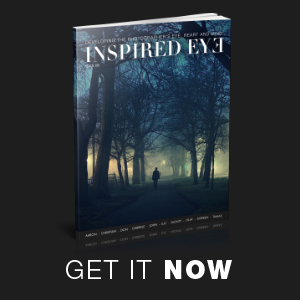 The Inspired Eye: Issue 13 is out now!