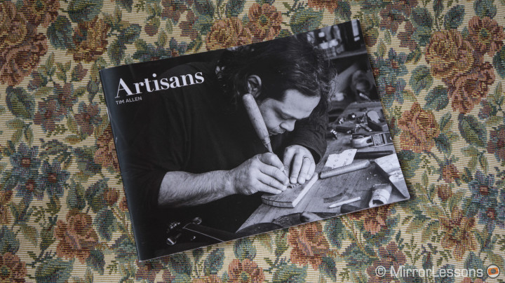 The 'Artisans' Charity Book by Tim Allen – Raising funds for NASS through photography