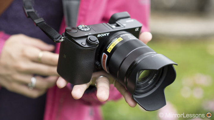 Speed in a small and simple package: Review of the Sony a6000