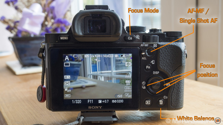sony a7s review for video