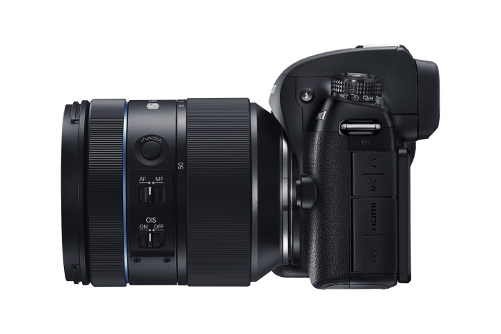 NX1 with 16-50MM_2
