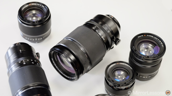 The 5 Best Fuji Lenses for the X-T1 – A personal recommendation