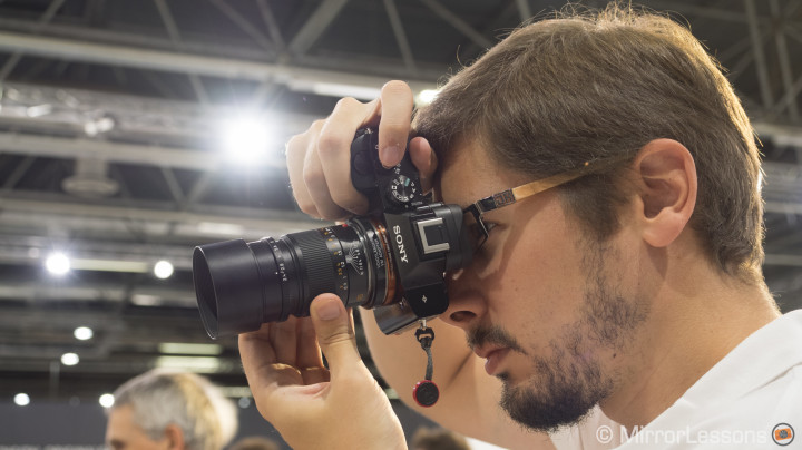 Photokina 2014: Trying the new Leica Summarit-M-lenses on the Sony A7s