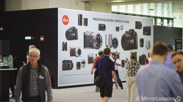 Photokina 2014: Interview with Rachel Barker of Leica about the M-A, M-60, T series and more