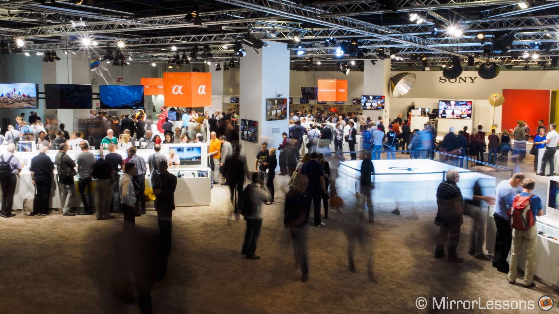 sony photokina 2014