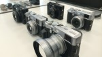 Photokina 2014: Hands-On with the new Fujifilm X100T, X30 and X-T1 Graphite Silver
