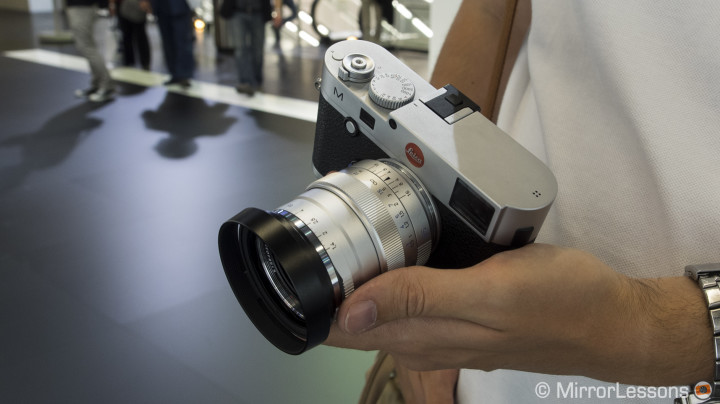 Photokina 2014: First impressions of the Zeiss Distagon T* 35mm f/1.4 ZM for the M-mount system