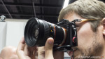 "Photokina 2014: The Mitakon Speedmaster ""Dark Knight"" Pro 50mm f/0.95 and Samyang 50mm f/1.4 on the Sony A7s"