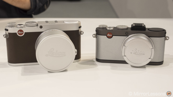 Photokina 2014: Hands-On with the new Leica X and Leica X-E