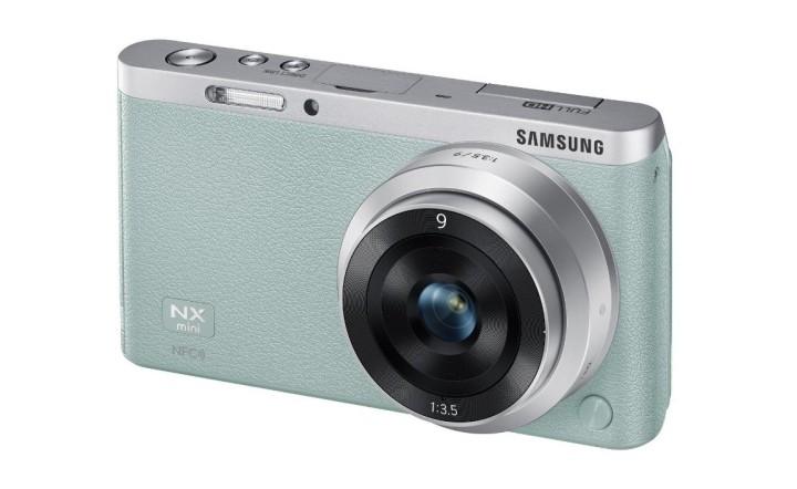 samsung nx mini smallest mirrorless camera