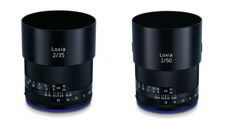 Zeiss announces new Loxia lenses for Sony full-frame mirrorless cameras!