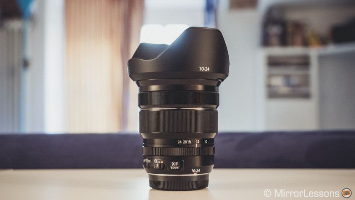 """Always look on the """"wide"""" side of life – The Fujifilm XF 10-24mm f/4 Review"""