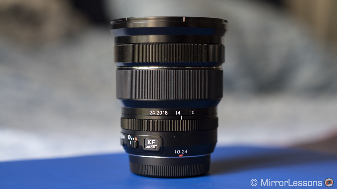 "Always look on the ""wide"" side of life – The Fujifilm XF 10-24mm f/4 Review"