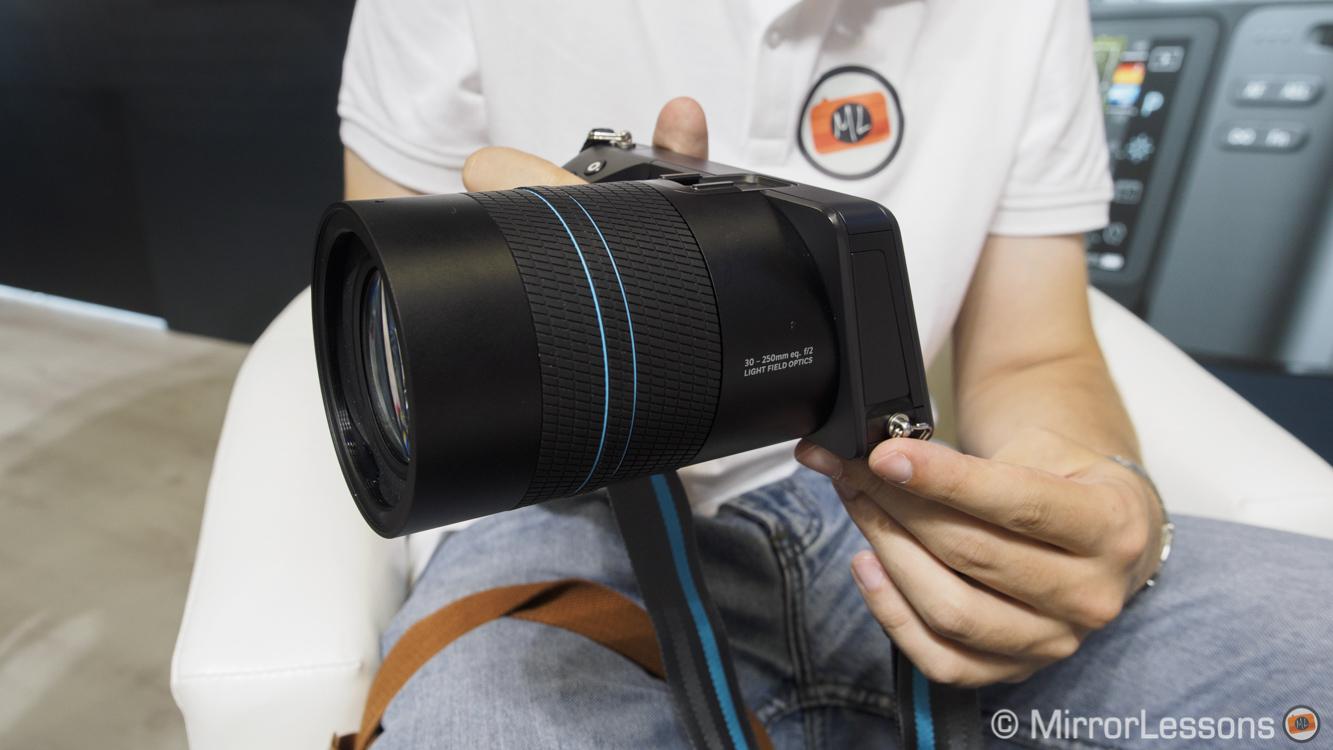 how to use lytro illum camera