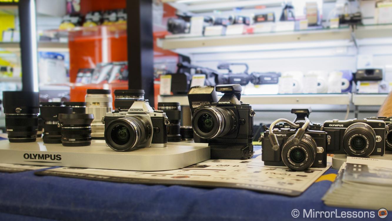 best olympus camera to buy