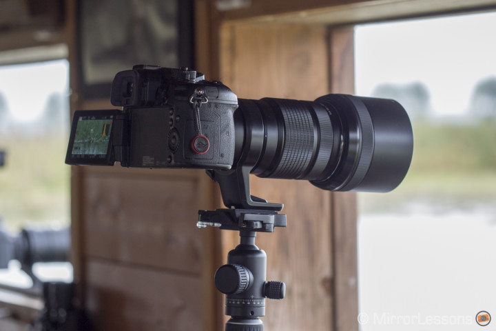 m.zuiko 40-150mm review