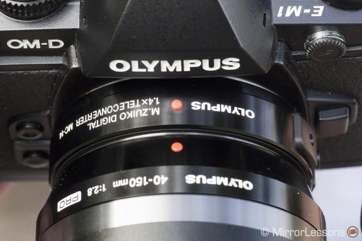 m.zuiko 40-150mm review