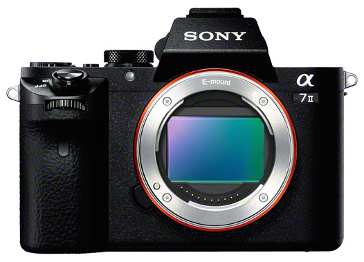The Sony A7ii