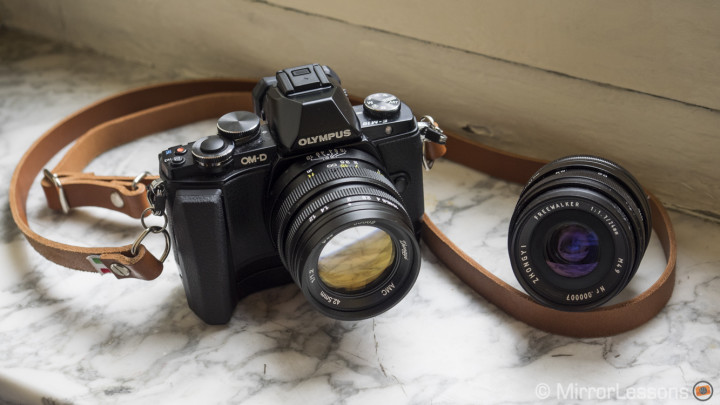 "The ZY Optics ""Mitakon"" 24mm f/1.7 and 42.5mm f/1.2 (Micro Four Thirds mount) Complete Review"