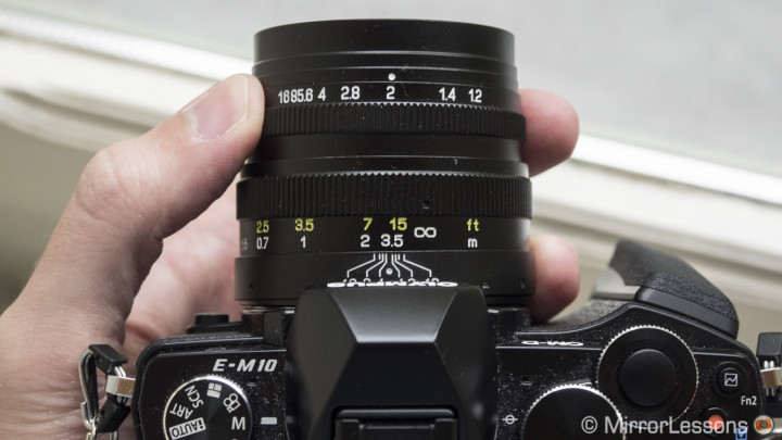 zy optics micro four thirds review