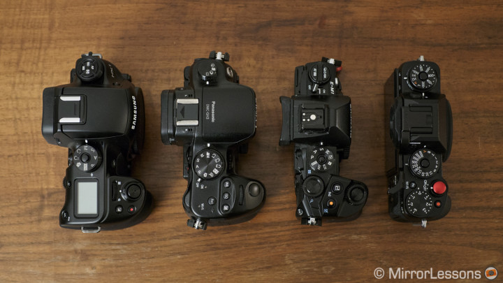 best mirrorless cameras professional