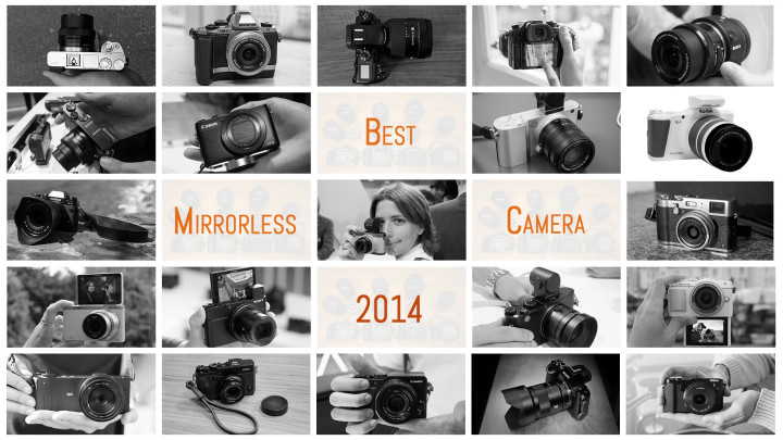 best mirrorless camera 2014