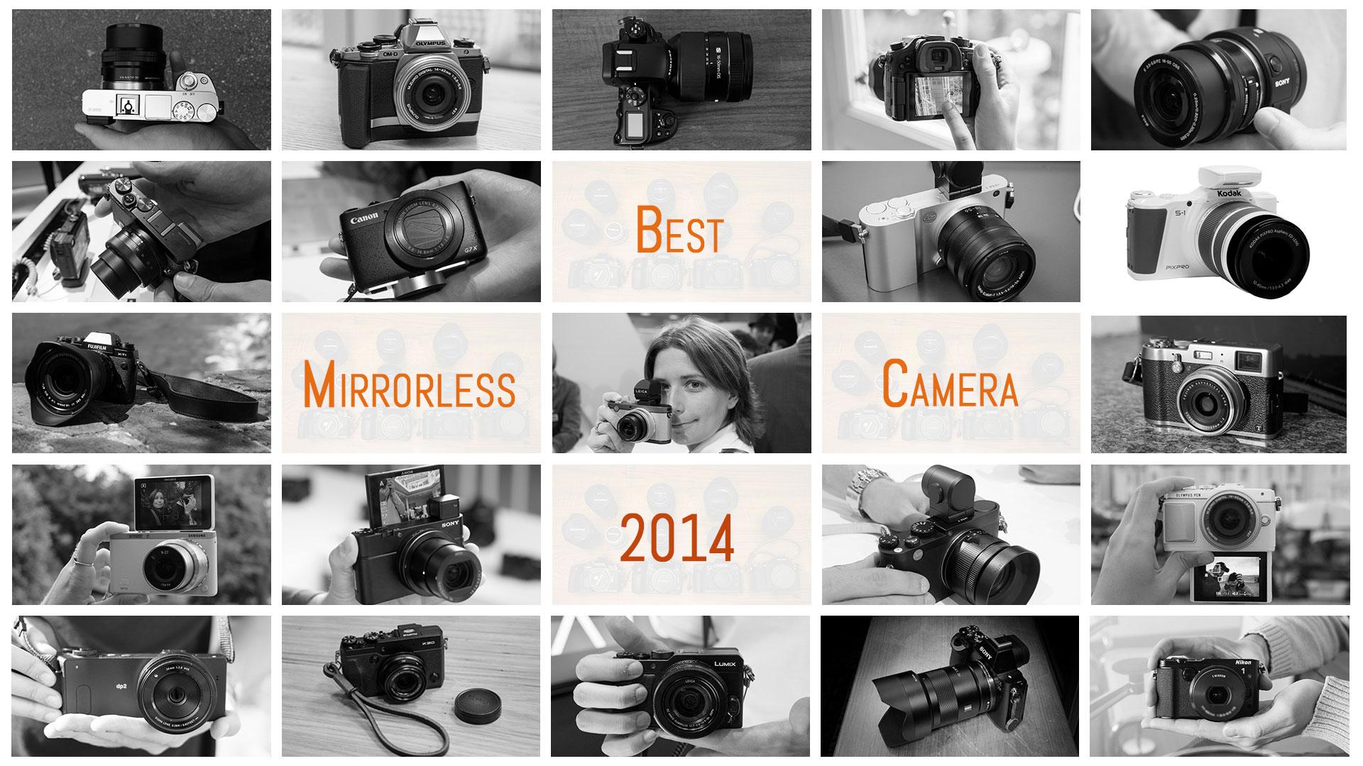 best mirrorless camera 2014