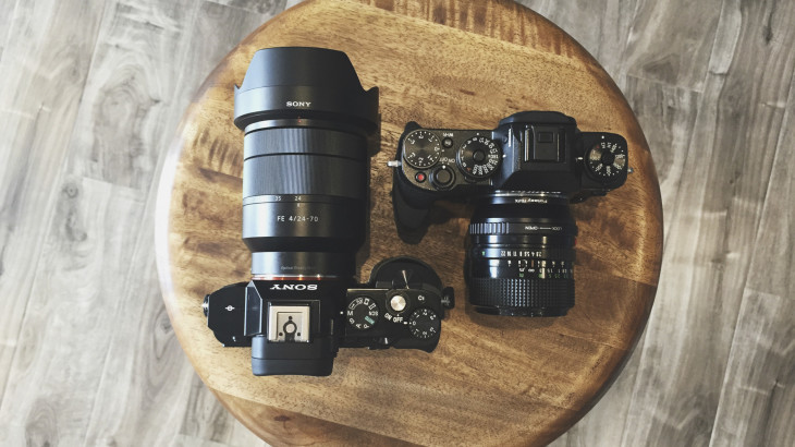 Bridging the Video-Stills Gap with the Sony A7s & Fujifilm X-T1: An Interview with Levy Moroshan