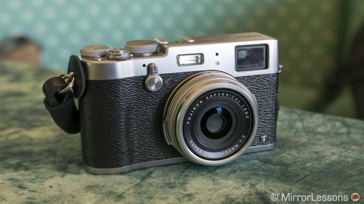 Comparing Apples with Oranges: Leica Q vs  Fuji X100T