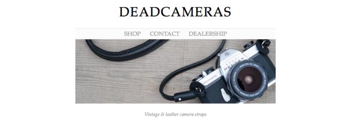 deadcameras