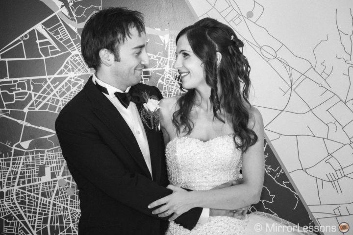 mirrorless wedding photography