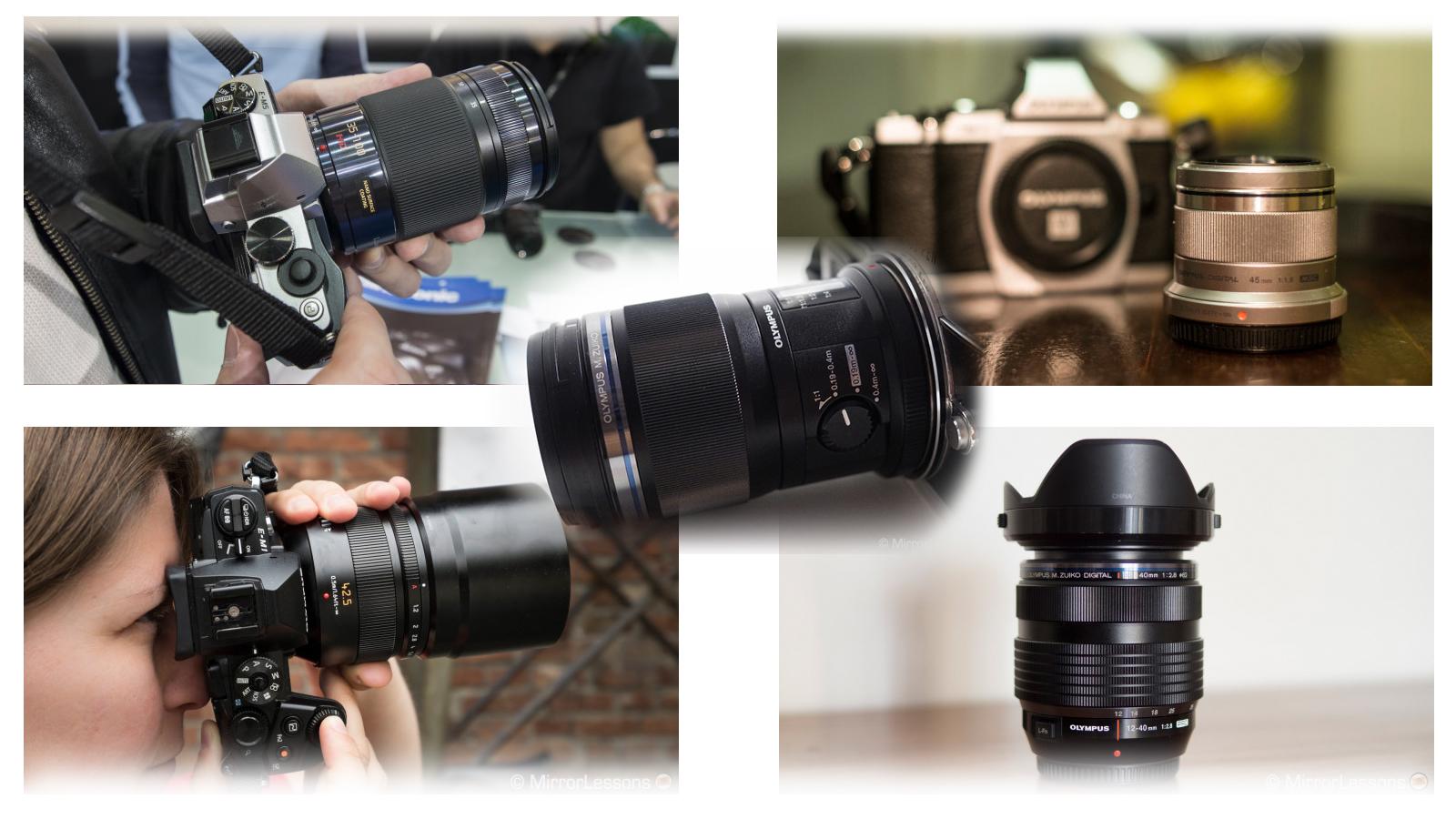 best-micro-four-thirds-lenses