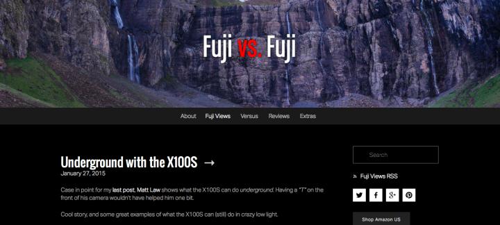 fuji vs fuji