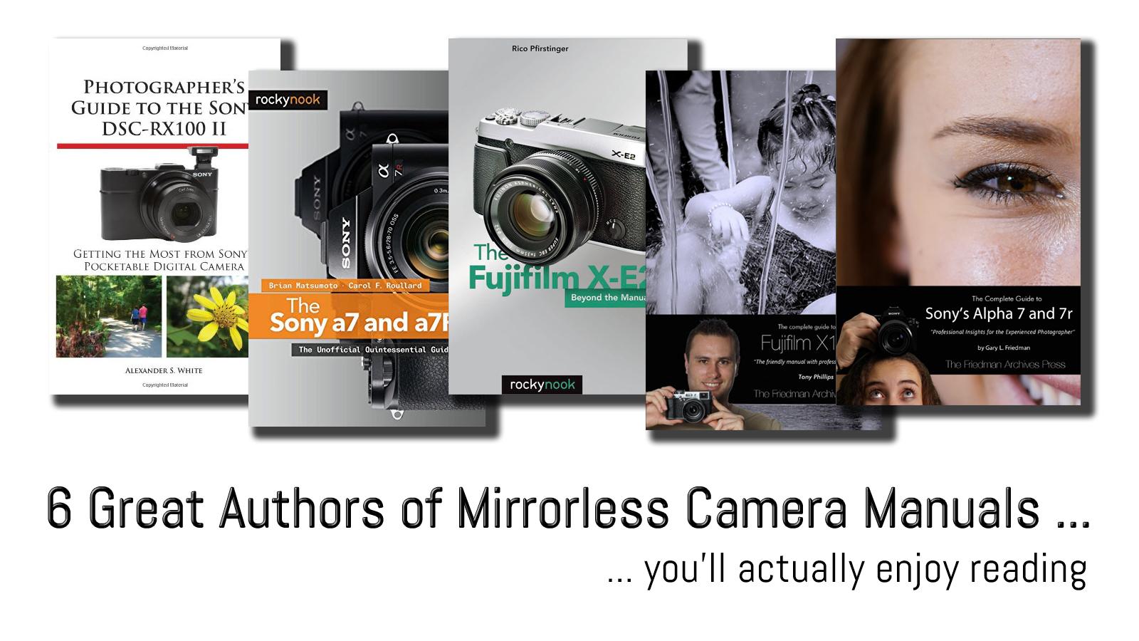 mirrorless-camera-manual