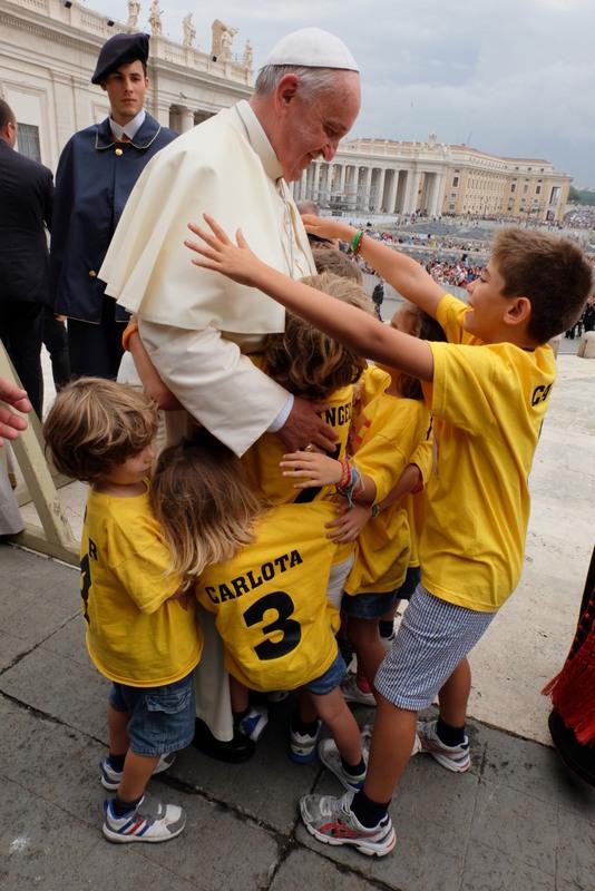 Fujifilm X series Fotografia Felici Pope Francis