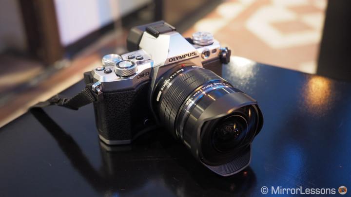 M.Zuiko 8mm Fisheye f/1.8 Pro