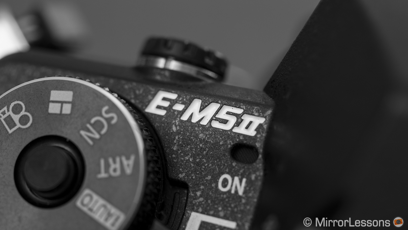 olympus omd em5 mark ii review