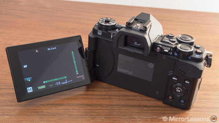 om-d e-m5 mark ii review