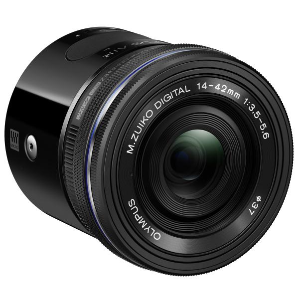 olympus air clip lens camera