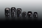 Sony announces four long-awaited full-frame E-Mount lenses