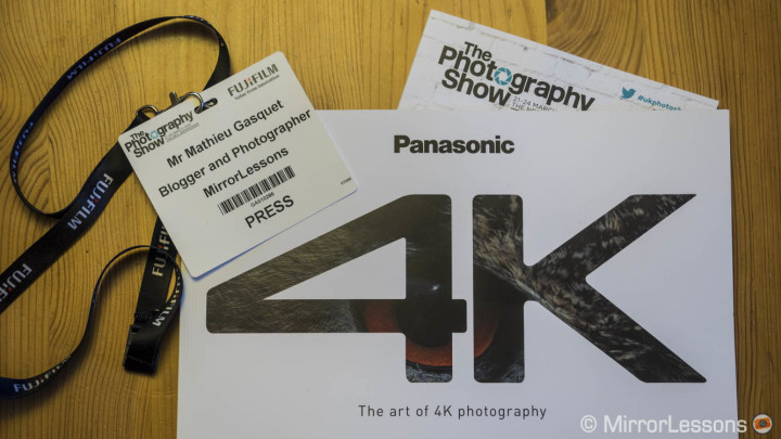 TPS 2015: An interview with Mark Baber of Panasonic UK