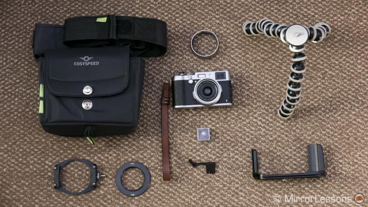 Our 10 Favourite Fujifilm X100T Accessories
