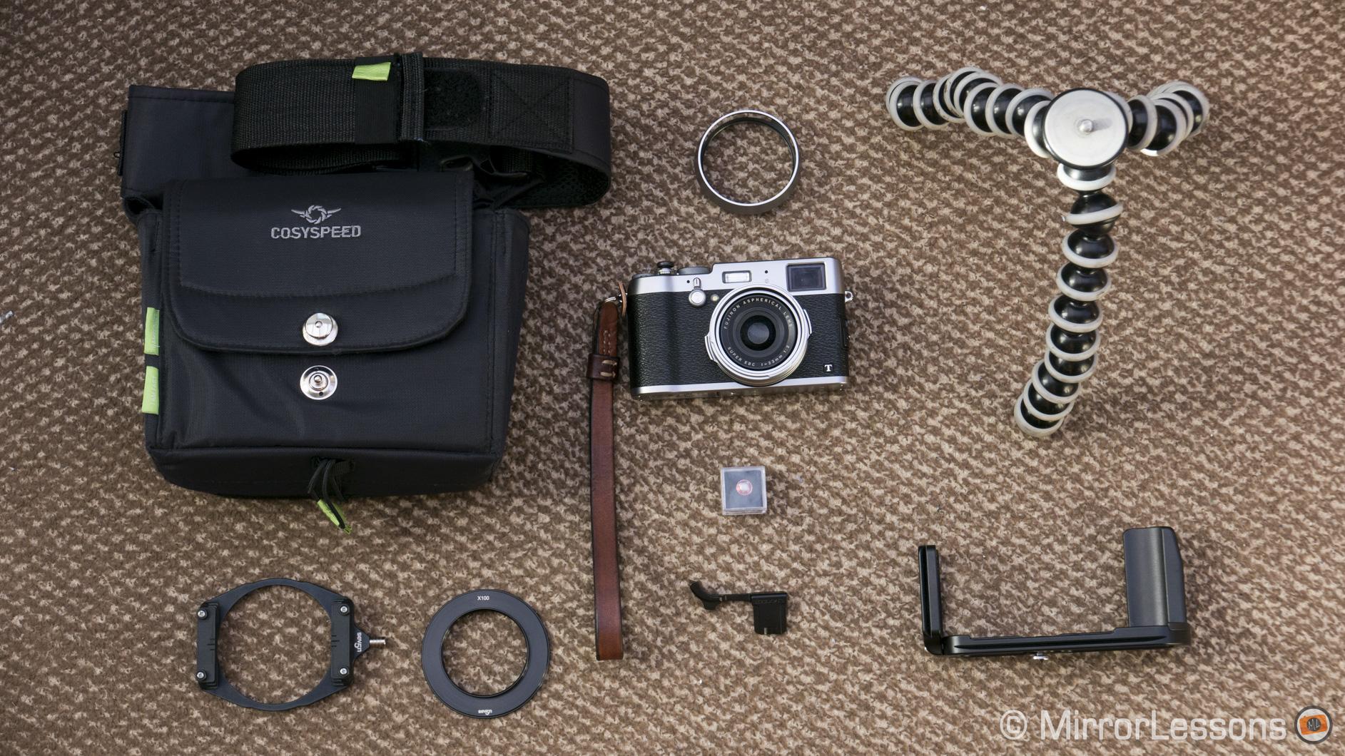 best fuji x100t accessories