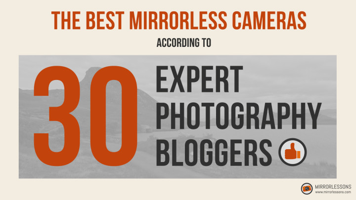 best mirrorless cameras