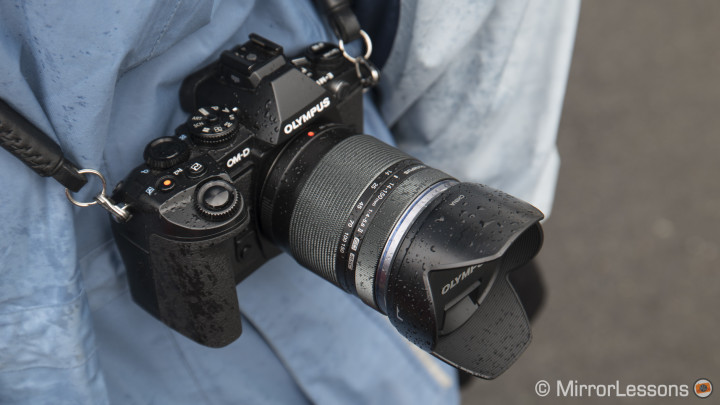 Olympus M.Zuiko 14-150mm f/4-5.6 II Review