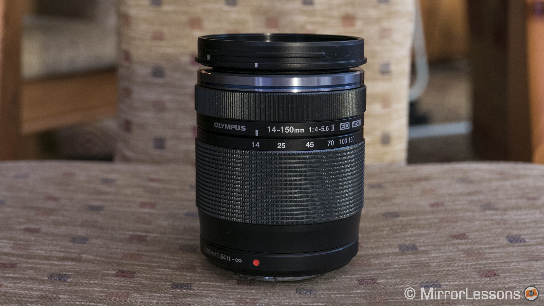 Olympus M.Zuiko 14-150mm f4-5.6 II Review