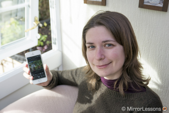 bird watching olympus share app