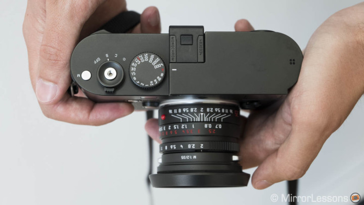 leica m monochrom 246 review