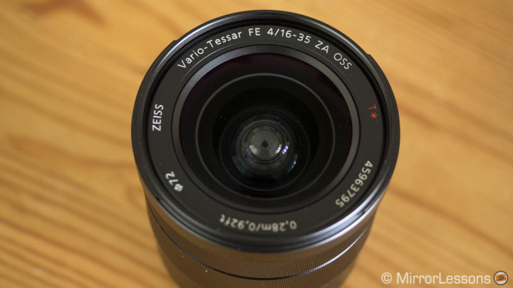 Sony FE 16-35mm f/4 Review