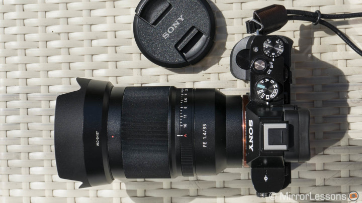 Sacrificing small size for quality – The Sony Distagon T* FE 35mm F1.4 ZA Review